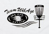 Disc Golf Towel -Team UrbAge
