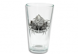 Pint Glass (Three Buds)